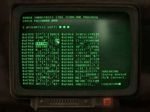 IT pros ,FALLOUT 4 GAMEPLAY FOOTAGE LEAKED! C First Program