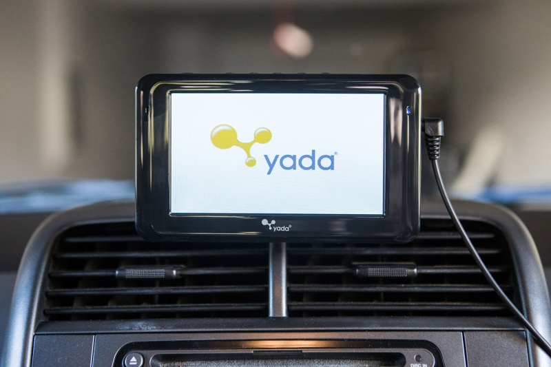 Yada Backup Camera with 5 inch Dash Monitor